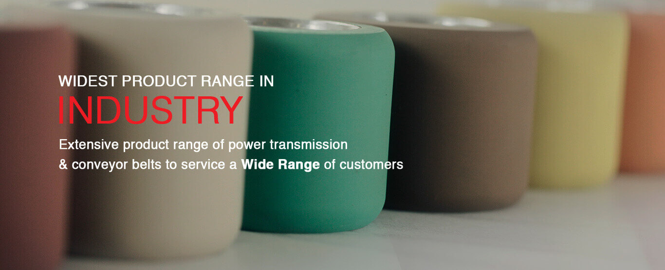 Power transmission products for every industry